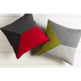 """Jonah JH-002 18"""" x 18"""" Pillow Shell Only"""