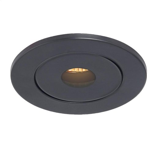 TRIM,3 1/4 INCH PIN HOLE - Black
