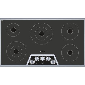 THERMADOR36 inch Masterpiece(R) Series Electric Cooktop CEM365NS