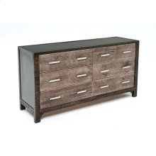 Urban Graphite 6 Drawer Dresser