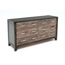 Urban Graphite 6 Drawer Dresser