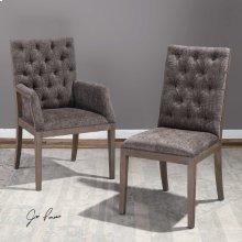 Amoria, Armless Chair, 2 PER BOX