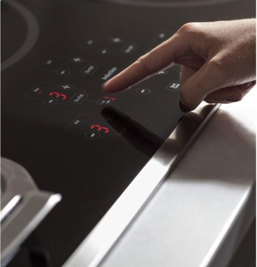 """GE Profile Series 36"""" Built-In Touch Control Induction Cooktop"""