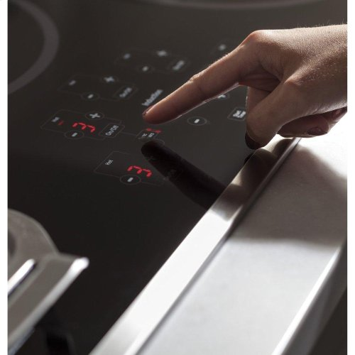 """GE Profile™ Series 36"""" Built-In Touch Control Induction Cooktop"""