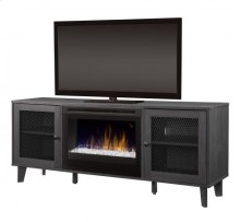 Dean Media Console Electric Fireplace