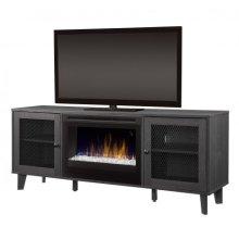 Dean Media Console Electric Fireplace