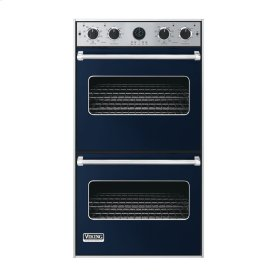 """Viking Blue 27"""" Double Electric Premiere Oven - VEDO (27"""" Double Electric Premiere Oven)"""