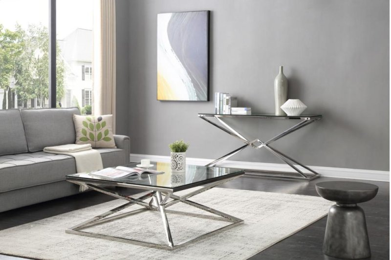 Vgvcct833 In By Vig Furniture In Dallas Tx Modrest Xander Modern