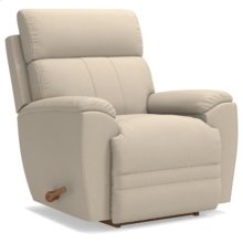Talladega Reclina-Rocker® Recliner w/ Two-Motor Massage & Heat