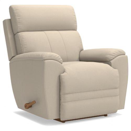 Talladega Reclina-Rocker® Recliner w/ Two-Motor Massage & Heat