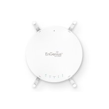 EnTurbo 11ac Wave 2 Wireless Indoor Access Point with High-Gain Antennas