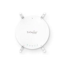 EnTurbo 11ac Wave 2 Wireless Indoor Access Point with High-Gain Antennas