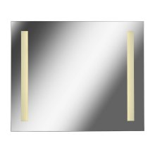 Rifletta - 2 Light LED Mirror (Large)