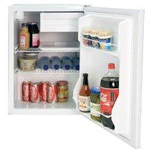Compact Refrigerator 2.7 Cu Ft Capacity