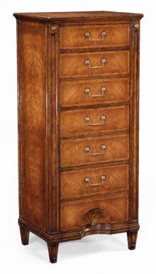 Starburst tall filing cabinet