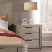 Precision - Three Drawer Nightstand - Gray Wash Finish Product Image