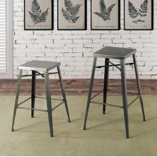 "Timon 30"" Bar Stool (2/ctn)"