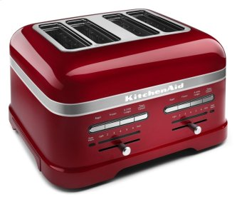 Pro Line™ Series 4-Slice Automatic Toaster - Candy Apple Red