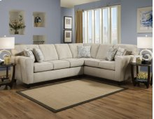 3100 - Uptown Ecru 2-Piece Sectional
