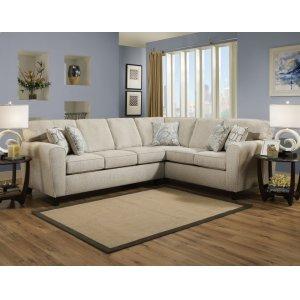 American Furniture Manufacturing3100 - Uptown Ecru Sectional