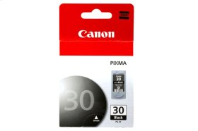 Canon PG-30 Black Ink Cartridge Black Ink Cartridge