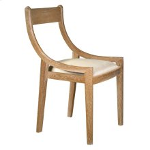 Alexa Chair, Natural