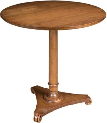 "LaScala 36"" Round Table"