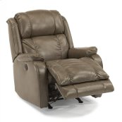 Marcus Fabric Power Recliner
