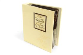 Canon Beautiful Memories Beautiful Memories Tabbed Photo Album - Cream Color