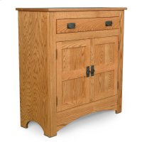 Prairie Mission 1-Drawer Cabinet Product Image