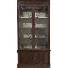 Artisan 2-Door Ash Grand Cabinet w/Glass Doors