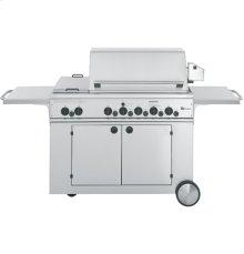 "48"" GE Monogram® Outdoor Cooking Center Portable Cart"