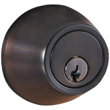 W-Series Remote Dead Bolt (Oil-Rubbed Bronze)