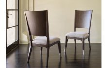 Soho by Rachael Ray Wood Back Side Chair