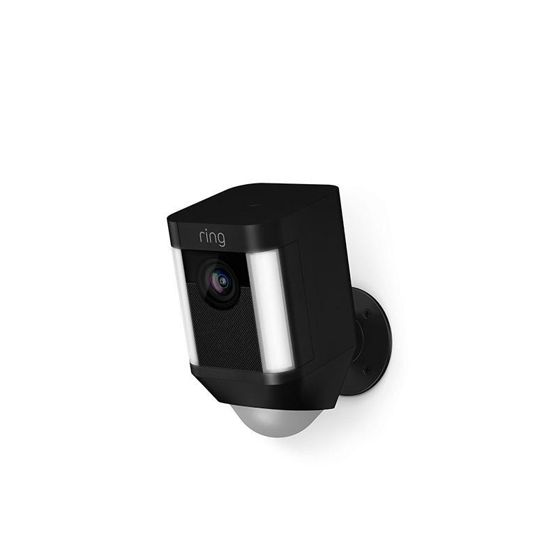 Spotlight Cam Battery - Black  BLACK
