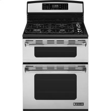 "30"" Freestanding Gas Double Oven Range with Convection  Ranges  Jenn-Air"