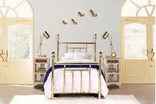 Chelsea Twin Duo Panel - Must Order 2 Panels for Complete Bed Set