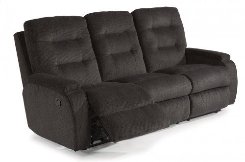 Kerrie Fabric Reclining Sofa