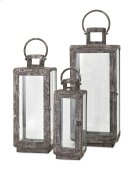 Homestead Metal Lanterns - Set of 3 Product Image