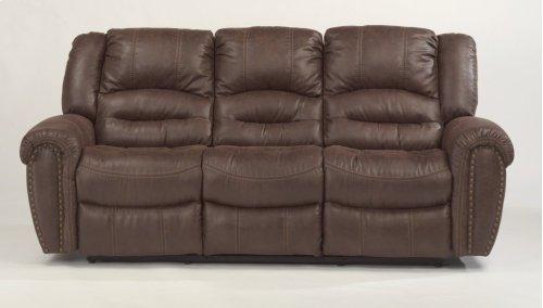 Downtown Fabric Reclining Sofa