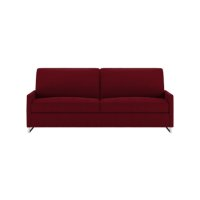 Plush Couture Crimson - Fabrics Product Image