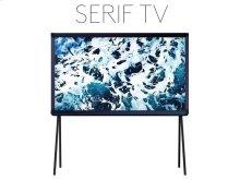 "40"" Class Serif 4K UHD TV (Dark Blue)"