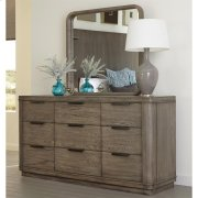 Precision - Nine Drawer Dresser - Gray Wash Finish Product Image