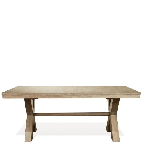 Sophie - Trestle Dining Table Top - Natural Finish