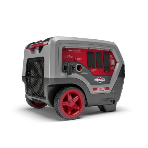 Q6500 QuietPower Series Inverter Generator - Quiet Confidence