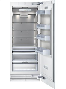 "Refrigerator column 400 series RC 472 700 fully integrated Niche width 30"" (76.2 cm),"