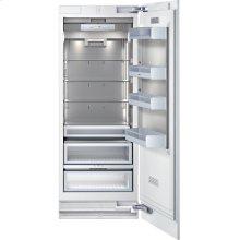 "Refrigerator column 400 series RC 472 700 fully integrated Niche width 30"" (76.2 cm),"