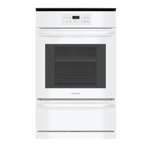 24'' Single Gas Wall Oven - WHITE