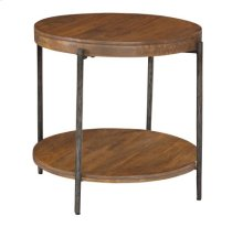 Bedford Park Round Side Table