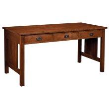 Oak Computer Work Table
